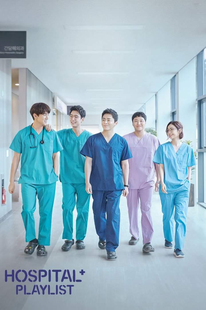 COMPLETE: Hospital Playlist  Season 1 Episode 1 – 12 [Korean Series]