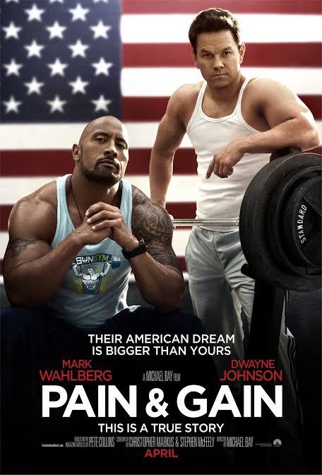 Movie: Pain and Gain (2013)