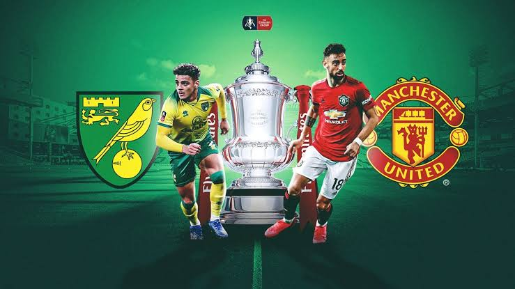 Watch Live: Norwich City VS Manchester United (Stream Now)