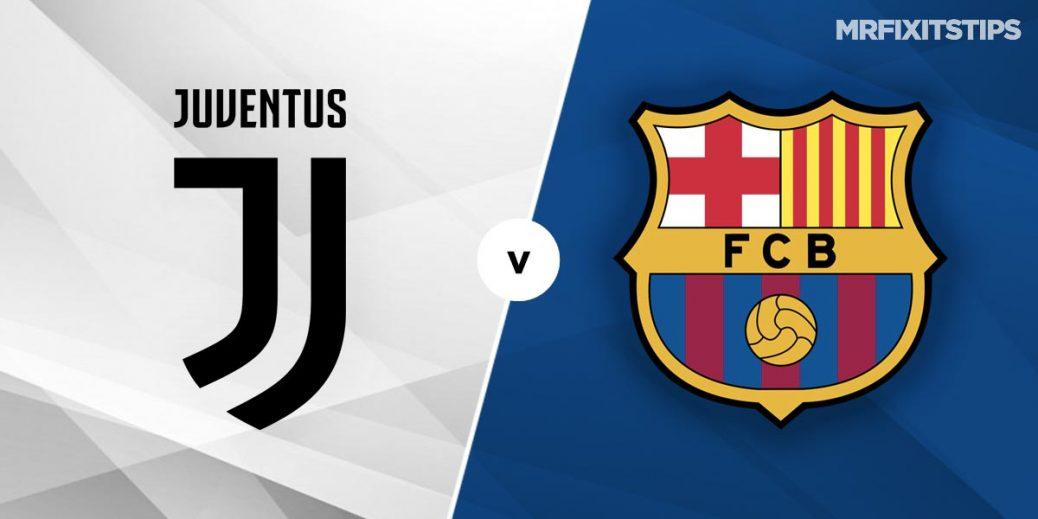 STREAM LIVE: Juventus Vs Barcelona [STREAM UEFA CHAMPIONS LEAGUE]