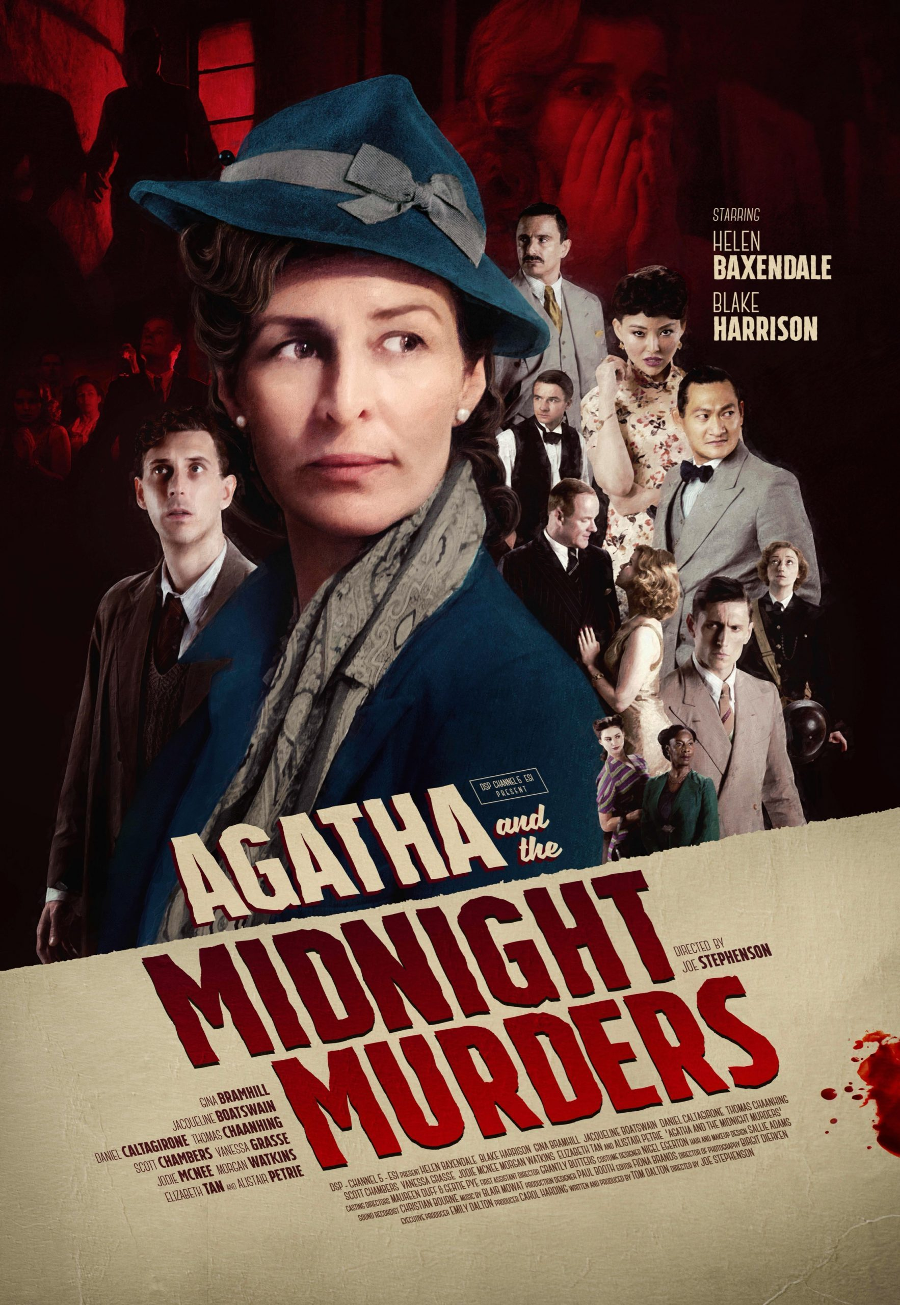 Movie: Agatha and the Midnight Murders (2020)