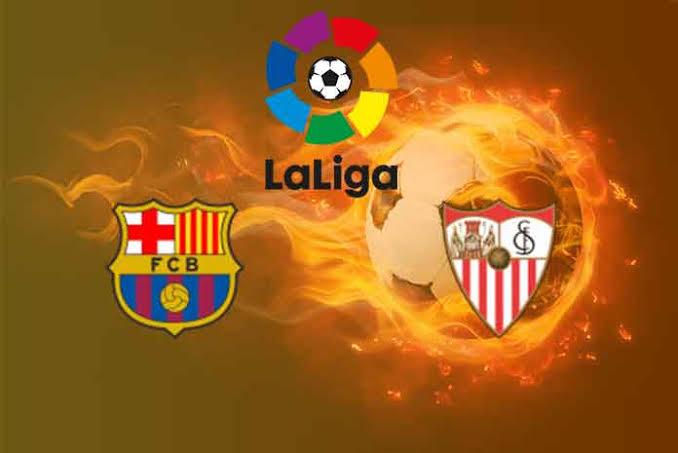 STREAM LIVE: Barcelona Vs Sevilla [Watch Now] LA LIGA 2020/2021