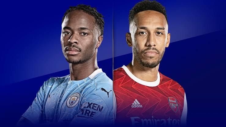 STREAM LIVE: Manchester City Vs Arsenal [Watch Now] Premier League 2020/2021