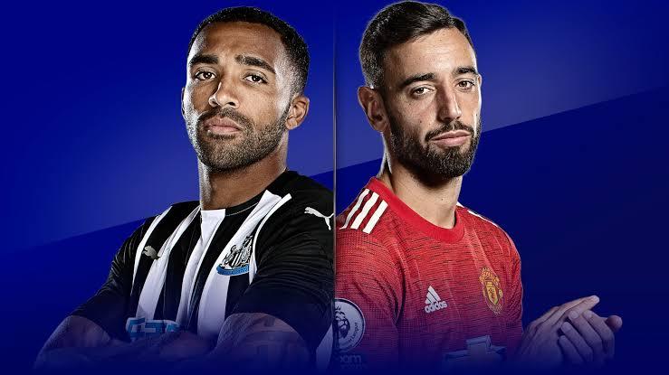 STREAM LIVE: Newcastle Vs Manchester United [Watch Now] Premier League 2020/2021