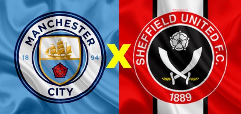 STREAM LIVE: Sheffield United Vs Manchester City [Watch Now] Premier League 2020/2021