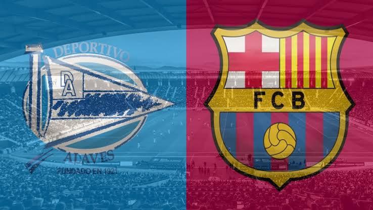 STREAM LIVE: Deportivo Alaves Vs Barcelona [Watch Now] LA LIGA 2020/2021