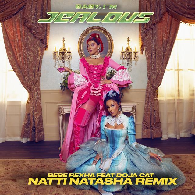 Bebe Rexha Ft. Doja Cat & Natti Natasha – Baby, I'm Jealous (Remix)