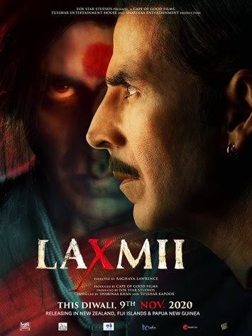 DOWNLOAD: Laxmii Bomb (2020) – Bollywood Movie