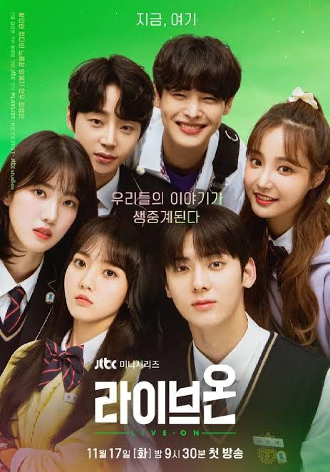 Live On (2020) Season 1 Episode 1 – 2 [Korean Drama]