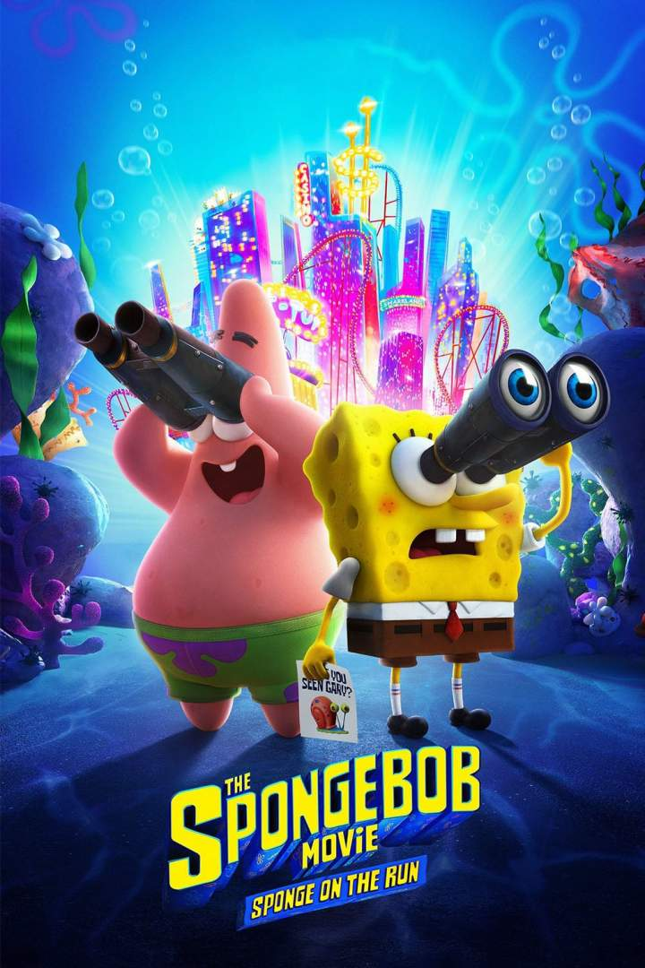 MOVIE: The SpongeBob Movie: Sponge on the Run (2020)