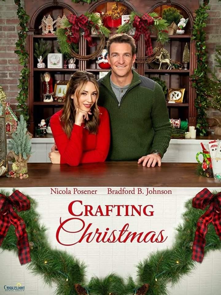 Movie: A Crafty Christmas Romance (2020)