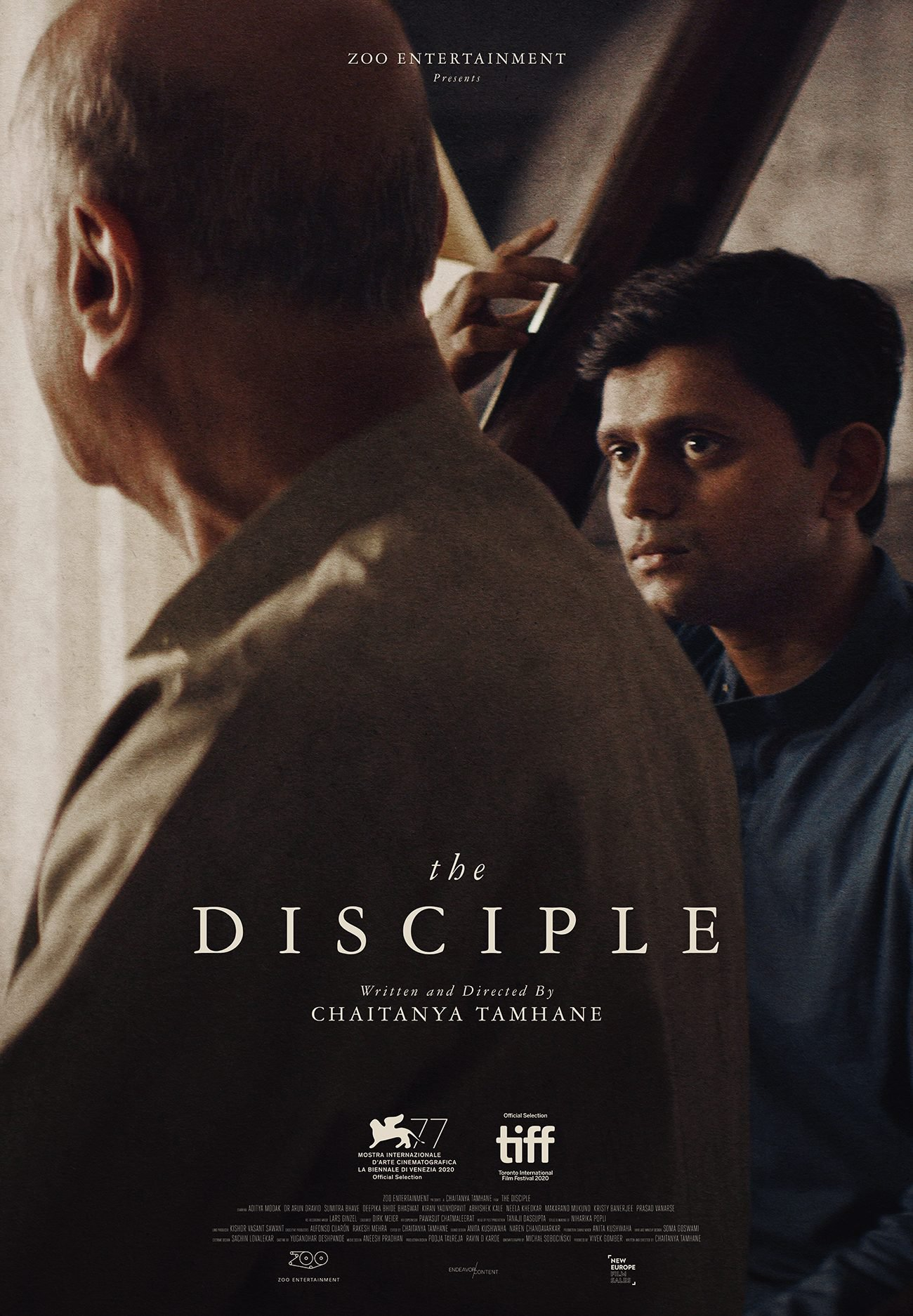 DOWNLOAD: The Disciple (2020) – Bollywood Movie